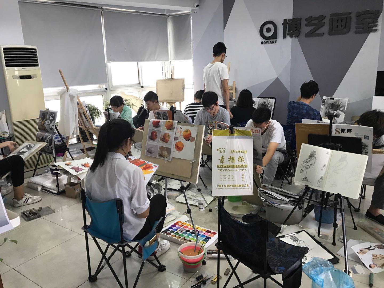 郑州博艺画室